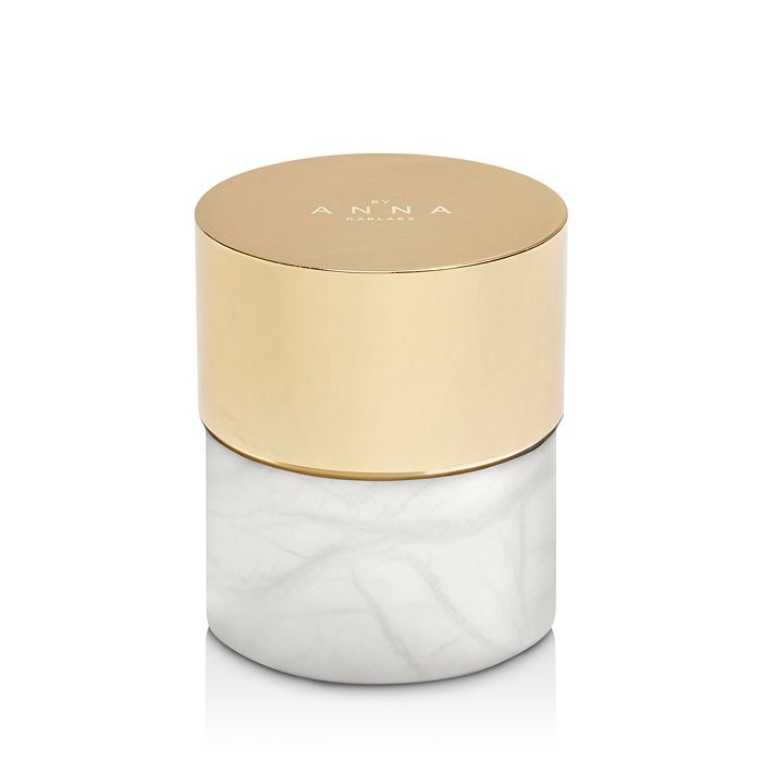ANNA new york - La Cire Candle, Alabaster Gold