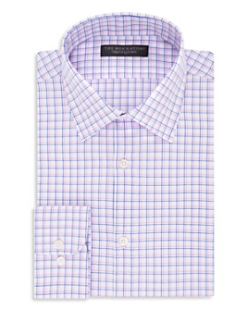 The Men's Store at Bloomingdale's - Checked Regular Fit Dress Shirt