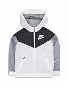 Nike Boys' Windrunner Hooded Windbreaker - Little Kid - Bloomingdale's_0