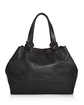 Callista - Iconic Knotted Leather Tote