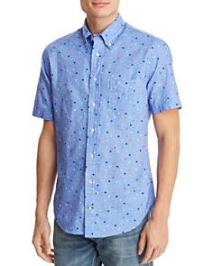 Gitman Vintage Nintendo Short Sleeve Button-Down Shirt - 100% Exclusive - Bloomingdale's_0