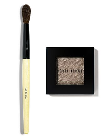 Bobbi Brown - FREE  Travel Eye Blender Brush & Full-Size Ash Shimmer Wash Eye Shadow  - Yours with any Bobbi Brown purchase of $75 or more!