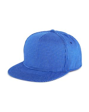 GENTS CHECK CHAIRMAN HAT