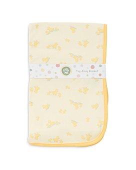 Little Me - Infant Unisex Little Ducks Blanket - Baby
