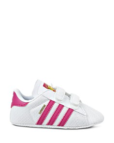 Adidas - Girls' Superstar Crib Sneakers - Baby