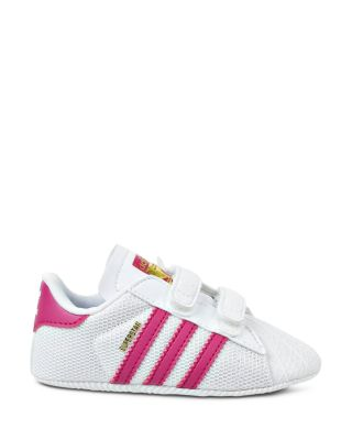 Girls' Superstar Crib Sneakers   Baby by Adidas