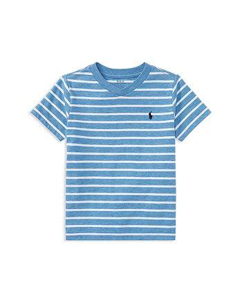 Ralph Lauren - Boys' Striped V-Neck Tee - Little Kid