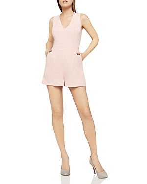 BCBGeneration V-Back Romper