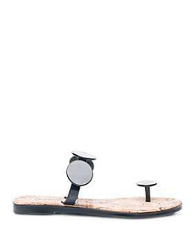 Bernardo - Women's Jelly Disk & Cork Sandals