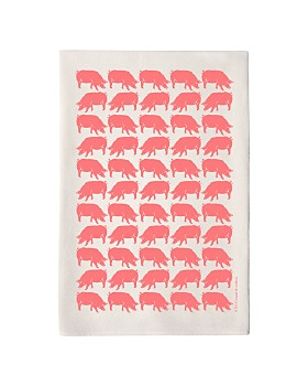 Coast & Cotton - Pig Hand Towel