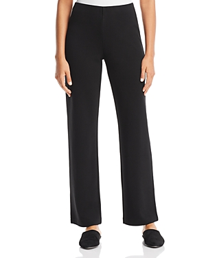 Eileen Fisher Straight-Leg Pants