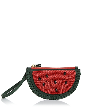 Tory Burch Watermelon Coin Pouch