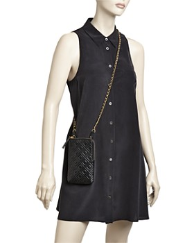 Tory Burch - Fleming Phone Crossbody