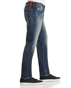 AG - Graduate Straight Fit Jeans in 9 Years Faring