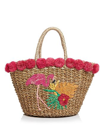 SERPUI - Fany Flamingo Tote - 100% Exclusive