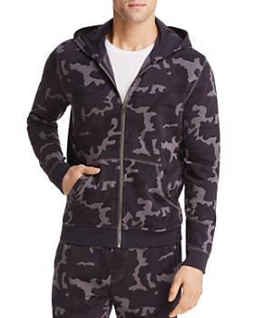 ATM Anthony Thomas Melillo - French Terry Camouflage Zip Hoodie - 100% Exclusive