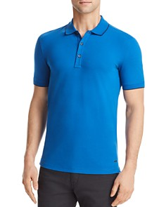 HUGO Dinoso Slim Fit Polo Shirt - 100% Exclusive - Bloomingdale's_0