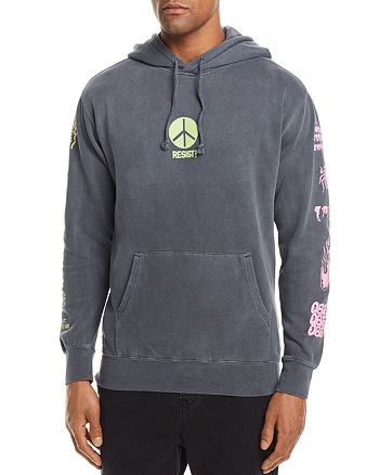OBEY - The Next Wave Hooded Sweatshirt