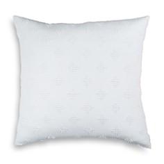 "Peri Home - Candlewick Diamond Euro Decorative Pillow, 26"" x 26"""