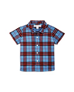 Burberry Boys' Mini Clarkey Check Shirt - Baby - Bloomingdale's_0