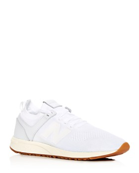 New Balance - Men's 247 DEconstructed Knit Lace Up Sneakers