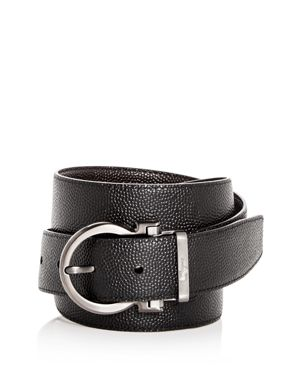 Salvatore Ferragamo Reversible Leather Belt thumbnail