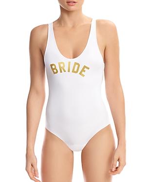 Commando Wedding Party Bodysuit