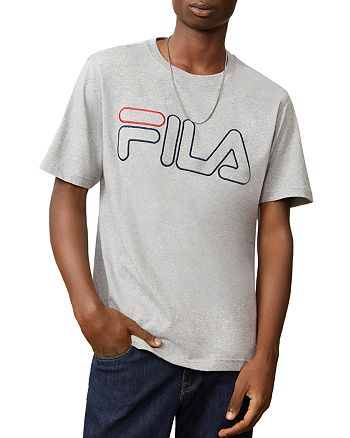 FILA - Borough Logo Crewneck Tee