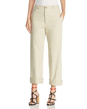 Burberry - Eastcote Straight Pants