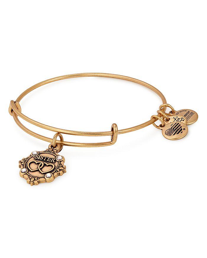 Alex and Ani - Sister Expandable Wire Bangle Bracelet