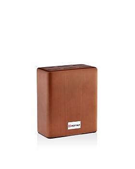 Wüsthof - 6-Piece Plum Steak Block Set - 100% Exclusive