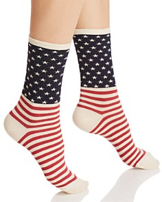 Ralph Lauren Stars & Stripes Trouser Socks - Bloomingdale's_0