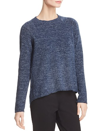 Eileen Fisher Petites Marled Sweater