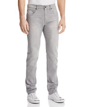 Joe's Jeans - Brixton Slim Fit Jeans in Steve Gray