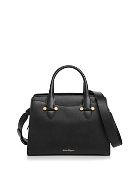 Salvatore Ferragamo - Small Today Calfskin Tote