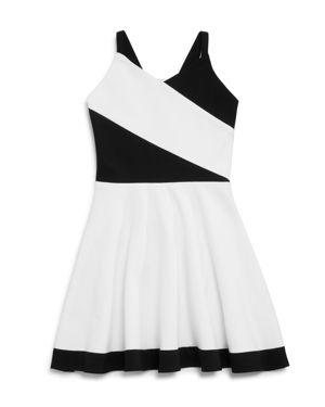 Sally Miller Girls' Color-Block Michele Dress - Big Kid