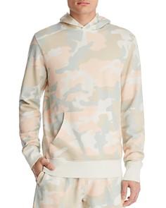 WeSC Mike Camouflage Pullover Hoodie - Bloomingdale's_0