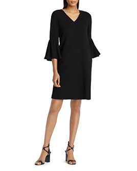 Lafayette 148 New York - Holly Bell Sleeve Dress