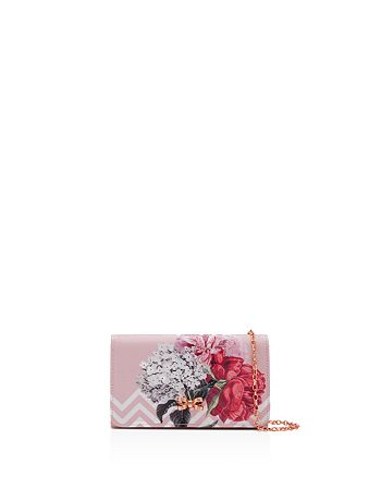 Ted Baker - Sophh Palace Gardens Bow Evening Bag