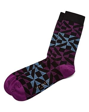 Ted Baker Newhome Geo Socks