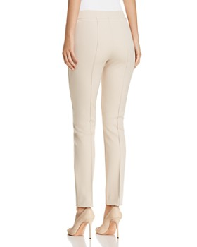 Lafayette 148 New York - Acclaimed Stretch Slim Pintuck City Pants