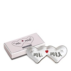 Rosanna Mr. & Mrs. Hearts Tray - Bloomingdale's_0