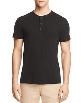 rag & bone - Short Sleeve Henley