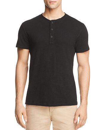 c64d624618b rag & bone Short Sleeve Henley | Bloomingdale's