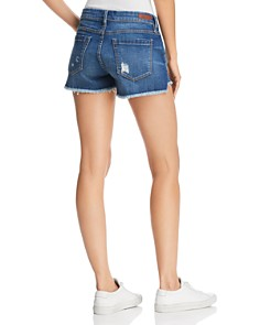 BLANKNYC - Distressed Denim Shorts in Push Play