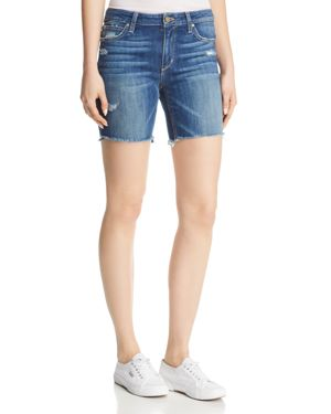 The Finn Bermuda Denim Shorts In Karinne