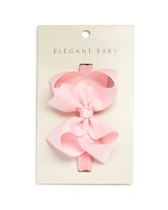 Elegant Baby - Hair Bow Headband - Baby