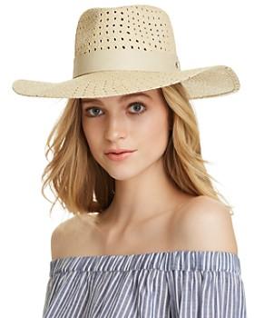 rag & bone - Lacey Wide Brim Panama Hat