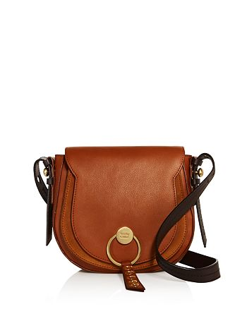 469db636f2 See by Chloé Lumir Large Leather & Suede Crossbody | Bloomingdale's