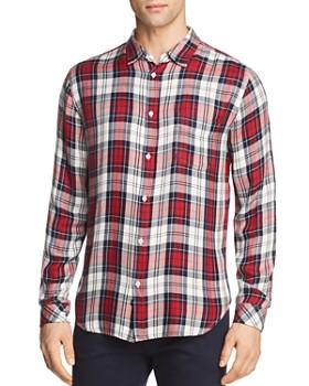 Rails - Lennox Plaid Slim Fit Button-Down Shirt